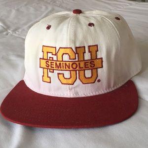 Accessories - Vintage Florida State University Hat